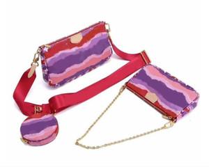 핫 새로운 최고 품질의 멀티 포 셰트 액세서리 즐겨 찾기 에스 정품 가죽 토트 백 여성 패션 어깨 가방 핸드백 도착
