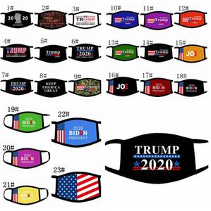 Face Masks Trump American Election Supplies mask trump 2020 joe biden American Election American Flag mouth mask face masks LJJK2409