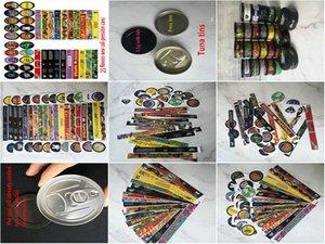 Gelato 33 Pressitin Tin Can Labels Sticker Cali Strain Tin Can Jar Green Buddha Pressitin Cali Tuna Tin Can Stickers Gelato 33 sweet07 WzDRb