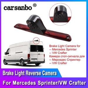 Camera Carsanbo luce di freno di sostegno impermeabile LED luce freno posteriore inverso dell'automobile CCD HD per Sprinter / VW Crafter