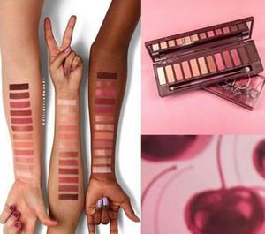 CALDO tavolozza bellezza trucco Nuovo NK Cherry Eyeshadow Palette opaca di luccichio di alta qualità di trasporto