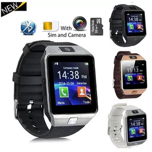 DZ09 SmartWatch Bluetooth GT08 Smart Watch Support SIM card Sleep monitor SEDENTARIO Promemoria per Android Samsung Phone