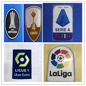 20 21 Ligue 1 Football 2020 Patch 2021 patches Football Maillots ou des patches de football Chemises et badges patch de football en gros