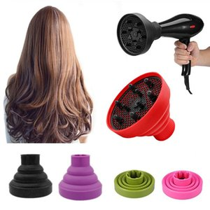 Universal Hair Curl Diffuser Cover Diffuser Disk Hairdryer Curly Drying Blower Hair Curler Styling Tool Accessories For Salon