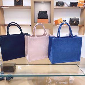 New Fashion Luxury Designer Woman Handbag Cross body Bag Shoulder Leather and Cloth High Quality Tote Purse bags Crossbody bag 51