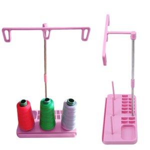 Ständer Stickgarn 3 Spool-Halter Rack-Nähen Quilten für Haushaltsnähmaschine DIY Werkzeuge Zubehör