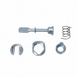 5pcs / Set metal Car Door Lock Cylinder Repair Kit Direito E Frente de Esquerda Para Polo relacement Car Acessórios 20Dev13 v9al #