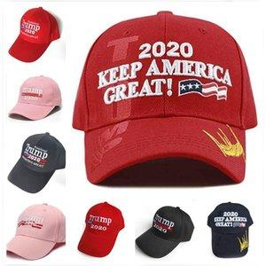 Donal Trump Beyzbol Cap Şapka Makyaj Amerika Büyük Şapka Donald Trump Seçim Snapback Nakış Spor Headwears Açık Güneş şapka Caps