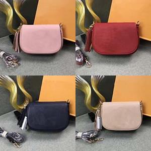 Luxury Ladies Handbags Female Crossbody Bags For Women Feminina Bolsa Leather Shoulder Messenger Bags Thread Sac A Main#425