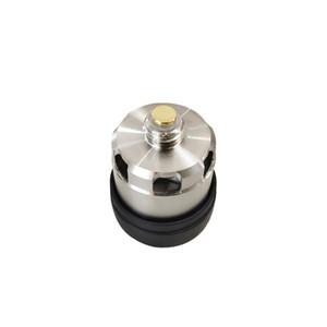 electrónicos atomizadores cigarrillos tubería de agua de la taza de la bobina de cuarzo DABCOOL W2 cartucho calentador de bobina Cuenco con tapa de Carb envío libre