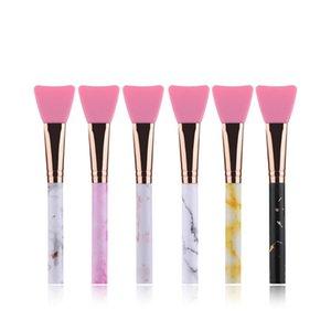FLD 1pc Silikon-Gesichtsmaske-Verfassungs-Bürsten-Reinigungsmittel Schönheit Kosmetik Pedzel Do Maseczki Maquillaje Profesional