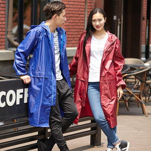 Motorcycle Male Raincoat Adult Waterproof Fashion Overalls Raincoat Bicycle Windproof Capa De Chuva Das Mulheres DD60YY