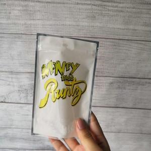 2016 Jokes Up Runtz Martian Candy Cakebatter Mylar Bags Miami Zourz Money Bagg Sharklato Gold Edition Shark Cake Dry Herb Flower Packaging e