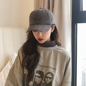 Korean chic wo summer all-match shade baseball cap sun Hat sun hat ins fashion men's and women's casual baseball cap