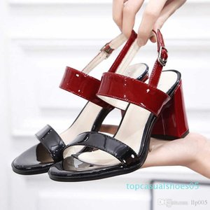 2020 new women sandals,  designer shoes, high-heeled shoes, the same star, casual fashion, imported calfskin, top quality, with t05