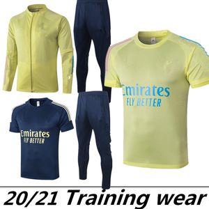TOP Arsen desgaste formação Jacket calças 20 21 PEPE NICOLAS Ceballos GUENDOUZI SOKRATIS Maitland-NILES Tierney 2020 2021 treinamento camisetas