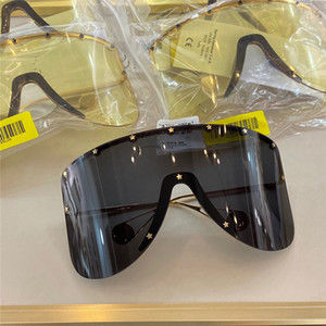 New fashion design sunglasses oversized frame 0541 goggles top quality popular style best selling protective glasses