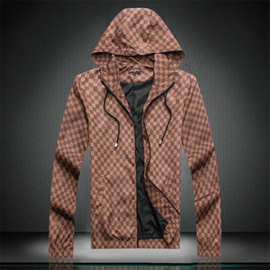 New arrival casual man's jackets Autumn Spring windproof jacket for men high quality men's windbreakers plus size M-3XL