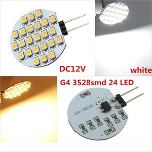 G4 24 3528SMD LED Lamp marine boat tailer led g4 dc 12v rv led light 2 watts