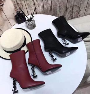 Top qualité en cuir véritable 2020 Marque New Chaussures Sexy Femme Escarpins Chaussures Pointu Mode simple talon haut chaussures de mariage