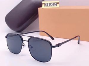 Designer óculos de sol para homens Óculos de sol para as Mulheres Homens Sun Óculos Mulheres Homens Designer Óculos Mens Sunglasses Oculos De 2182