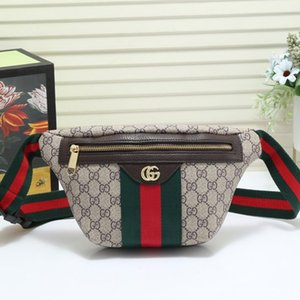 High Quality Womens Bag Belt Bags Shoulder Luxury Designer Women Leather Waist Belt Packs Casual Phone Money Pouch Crossbody Chest Bags
