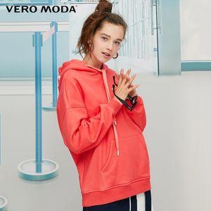 Vero Moda женщины зима чистый цвет толстовки Толстовка | 319433506 T200722