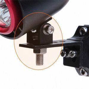 Новый 1 ПК G90 Универсальная Отверстие 8 мм LED Expansion Монтажный кронштейн Прожектор держатель лампы Зажим для автомобилей / мотоциклов Универсальный C4T4 #