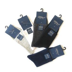 Combed men's new arrivals cotton plain men's cotton socks Long socks