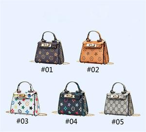 2020 New Kids Handbags Fashion baby Mini Purse Shoulder Bags Teenager children Girls Messenger Bags Cute Christmas Gifts