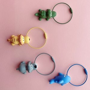 20200709 Cute ins cartoon creative key chain pendant key chain
