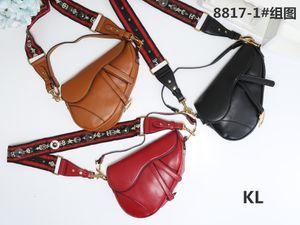 2020 DİOr Saddle Oblique Clutch Luxury Brands Handbag Women Shoulder Bags Crossbody Messenger Bags saddle bags Wallet