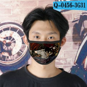 Kid Naruto Cubrebocas многоразового Tapabocas Face Mask Дизайнер Для девочек мультфильма маски для лица 23 Kid Naruto hairclippersshop zYogQ