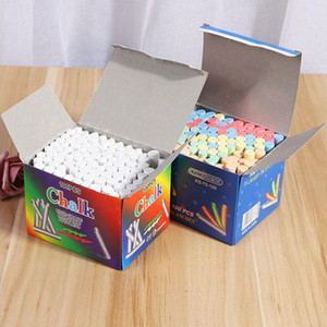 100PC Sidewalk Chalk For Kids Toddlers Outdoor Side Walk Outside Drive