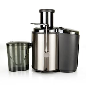 WACO соковыжималки для кухни для кухни для кухни, центробежный экстрактор широкий кормовой желоб легкий в чистоте, мощность 800 Вт, питание 304 из нержавеющей стали BPA