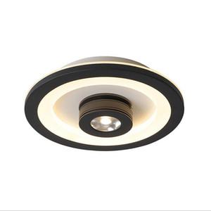 Surface Mounted LED downlight 360 Degree Rotating LED Spotlight 15w Tracking Light AC85-265V LED Ceiling Lamps