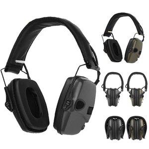 Koruyucu Açık arabayı İşitme Kulaklık Elektronik Çekim kulaklık Amplifikasyon Anti-parazit Ses Koruyucu Kulaklık Taktik