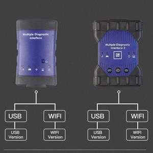 MDI Çoklu Teşhis Arayüz GM MDI WIFI / USB ECU Programcı OBD2 Tarayıcı OBD2 Teşhis Aracı WIFI OBDII Teşhis Araç Diagnosti 4J3p #