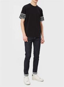 Hot T Shirts For Men T Shirts Sleeve Printed Brand T-shirt Short Sleeved Summer Tops Tee Clothing M-2XL1