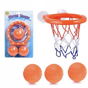 Детские Детские игрушки Ванна Баскетбол Hoop Ванная Образование Вода 1 до 3 Малыша Ванна пляж плавать Бассейн Водные игрушки