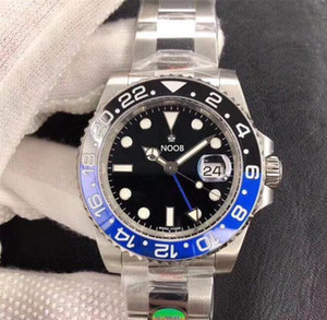 20 New Top luxury mens fashion watches automatic mechanical movement steel watchcase watchchain sapphire mirror super luminous
