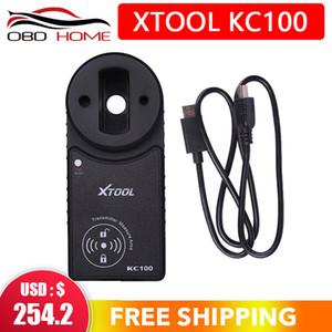 XTOOL KC100 автомобиля диагностический инструмент KC 100 Для X100 PAD2 Работа для VW45th IMMO Как X100 pad2 PRO с бесплатной доставкой