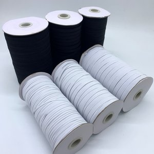 6mm High-Elastic Sewing Elastic Ribbon Elastic Spandex Band Trim Sewing Fabric DIY Garment Accessories