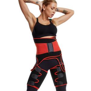 Neopren Ayarlanabilir Bel Bandajlar Tek parça Bel Kalçalar Kol Trainer Zayıflama Shaper Sauna Beltss Sweat