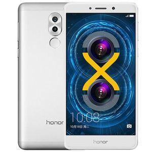 D'origine Huawei Honor 6X Jouer Phone 4G LTE Cell Kirin 655 Octa de base 3G RAM 32G ROM Android 5.5 pouces 12.0mp ID d'empreintes digitales Smart Mobile Phone