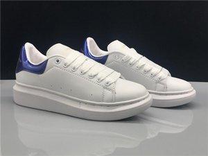 Mit Box I.T AM Chaussures Mode Luxuxentwerfer Weiß Schwarze Schuhe Kleid De Luxe Turnschuh-Mann-Frauen-beiläufige 6rfd
