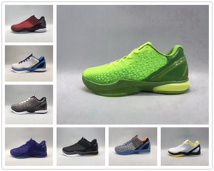 6 Grinch o melhor Natal 6 Protro Sapatos de Basquete Allstar Asg West Challenge Day Day Day Prelude Sport Yakuda Best 2020 Treinamento Sneakers