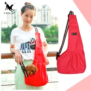 Cat and Dog Chest Bag Pet Supplies Oxford Cloth Strap Sling out Portable Cat Bag Fashion Shoulder Bag