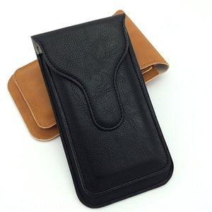 Smart running mobile men's wear belt mobile phone hanging bag multifunctional phone bag double layer