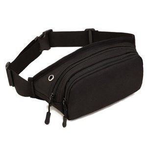 Мужчины водонепроницаемого 1000D Nylon Sling Грудь сумка Fanny Pack сумка талия Hip Bum Пояс Крест тело Посланник вскользь плеча мешок Кошелек